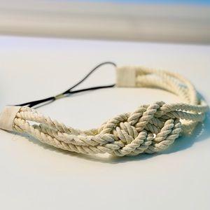 Nautical Rope Headband